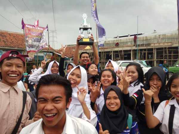 Dies Natalis Yayasan Graha Bakti Negara - Juara Umum SMA Bina Negara Baleendah